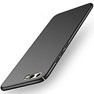 olcso Mobiltelefon tokok-Case Kompatibilitás Huawei P9 Huawei P9 Lite Huawei Huawei P9 Plus Ultra-vékeny Jeges Fekete tok Tömör szín Kemény PC mert P10 Plus P10