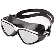 Gafas de nataciónAnti vaho Anti desgaste Impermeable Tamaño Ajustable Anti-UV Resistente a rayaduras A prueba de dispersión Correa anti