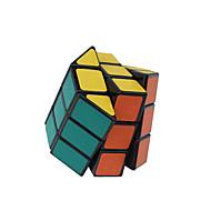 preiswerte Spielzeuge & Spiele-Zauberwürfel Achteckige Säule 3*3*3 Glatte Geschwindigkeits-Würfel Magische Würfel Puzzle-Würfel Glatte Aufkleber Geschenk Unisex