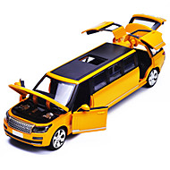 cheap Toys & Hobbies-Toy Cars Model Car Truck Toys Pull Back Vehicles Music & Light Simulation Car Horse Metal Alloy Metal Pieces Kids Unisex Boy's Gift