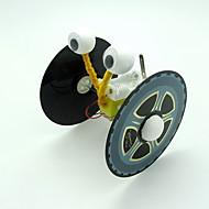 お買い得  おもちゃ & ホビーアクセサリー-ロボット 自動車おもちゃ 科学&観察おもちゃ 知育玩具 おもちゃ 円筒形 ミシン ロボット DIY 教育 子供用 男の子 女の子 小品