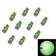 abordables Intermitentes para Coche-T10 Bombillas 0.8W SMD 5050 55lm LED Luz de Intermitente