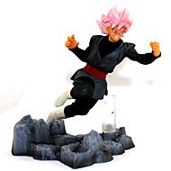 anime játékfigurák ihlette Dragon Ball Goku 13 cm modell játékok baba játék