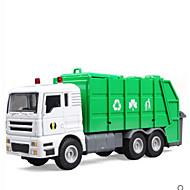 Speelgoedauto's Speeltjes Constructievoertuig Speeltjes Vierkant Metaallegering Stuks Geschenk