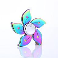 Fidget spinner -stressilelu hand Spinner Lelut viisi Spinner Stressiä ja ahdistusta Relief Office Desk Lelut Killing Time Focus Toy