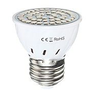 1.5W GU10 GU5.3(MR16) E27 Lampy szklarniowe LED MR16 54 Diody lED SMD 2835 Czerwony Niebieski 160-200lm 2700-3500K AC110 AC220V