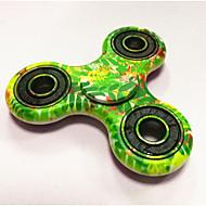 お買い得  おもちゃ & ホビーアクセサリー-ハンドスピナー おもちゃ ハイスピード ADD、ADHD、不安、自閉症を和らげる キリングタイム フォーカス玩具 ストレスや不安の救済 オフィスデスクのおもちゃ トライスピナー プラスチック クラシック 小品 ギフト