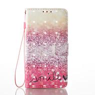 Samsung galaxy 3d efekt pustyni wzór pu materiał portfel sekcji telefon przypadku j510 j310 j3