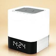 Freelander Trådløs Trådløse Bluetooth-høyttalere Bærbar Led Lys Support Minnekort