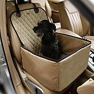 お買い得  ペット用品 & アクセサリー-ネコ 犬 シートカバー ペット用 マット/パッド ソリッド 携帯用 折り畳み式 高通気性 両面 ランダムカラー ペット用