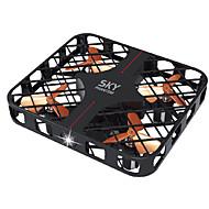 お買い得  -RC ドローン IDEAFLY 382 4CH 6軸 2.4G カメラなし ラジコン・クアッドコプター LEDライト ワンキーリターン ヘッドレスモード 360°フリップフライト ホバー 電池残量不足通知 ラジコン・クアッドコプター リモコン USB ケーブル 取扱説明書