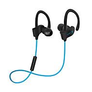 Original märkesport bluetooth hörlurar stereo örhängen bas headset med hd mikrofon användning