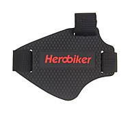 herobiker moottoripyörän vaihdetta sarjaa hang lohko kumitelakengillä sarjaa vaihdetta pad Torit suojus 1kpl
