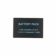 LPE17 Battery(Half-Decoded)Camera Battery for Canon LP-E17 Eos 800D 77D M6  1No Display Battery Power on LCD. 2Cannot Ues original Charger Charging