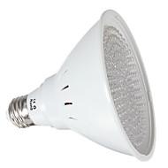6W E26/E27 Lampy szklarniowe LED PAR30 168 LED zintegrowany 500 lm Czerwony Niebieski Pomarańczowy Dekoracyjna AC 220-240 AC 110-130 V1