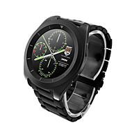 abordables Grandes Ofertas-Reloj elegante G6 for iOS / Android Monitor de Pulso Cardiaco / Llamadas con Manos Libres / Pantalla Táctil / Podómetros / Audio Reloj Cronómetro / Recordatorio de Llamadas / Seguimiento de Actividad