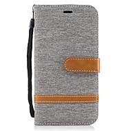 olcso Mobiltelefon tokok-Motorola Moto g5 plusz g5 színes farmer telefon tok g4 g4 plus