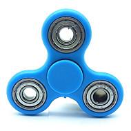 abordables Juguetes de Exterior-Fidget spinners Hilandero de mano Juguetes Tri-Spinner Alta Velocidad Alivio del estrés y la ansiedad Juguetes de oficina Alivia ADD,