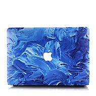 お買い得  MacBook 用ケース/バッグ/スリーブ-MacBook ケース のために 油絵 ポリカーボネート Macbook