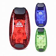 LED Ciclismo Lumens Batteria Blu Rosso Verde Campeggio/Escursionismo/Speleologia Ciclismo Multiuso