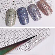 12 Nail Art αυτοκόλλητο Αυτοκόλλητο μεταφοράς νερού μακιγιάζ Καλλυντικά Σχεδιασμός νυχιών Τέχνης