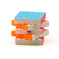 cheap Toy & Game-Rubik's Cube QI YI Warrior 5*5*5 Smooth Speed Cube Magic Cube Puzzle Cube Competition Gift Unisex