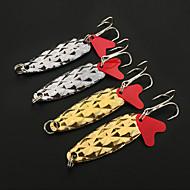 お買い得  釣り用アクセサリー-4 pcs ハードベイト / ルアー ハードベイト 硬質プラスチック ベイトキャスティング / ルアー釣り