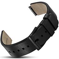 billiga Klockarmband till Huawei-Klockarmband för Huawei Watch Huawei Sportband Äkta Läder Handledsrem