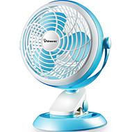abordables Fans-VentiladorDiseño delgado Diseño vertical Fresco y refrescante Ligero y Conveniente Regulación de velocidad del viento Sacudiendo la