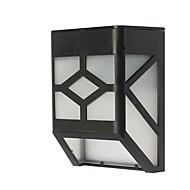 المصابيح الشمسية 4LED أضواء الجدار الشمسية تغرق أضواء الطاقة الشمسية المنزلية ضوء الليل