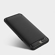 お買い得  携帯電話ケース-ケース 用途 OPPO OPPO R9プラス OPPO R9 耐衝撃 バックカバー 純色 ソフト TPU のために OPPO R9s Plus OPPO R9s OPPO R9 Plus OPPO R9 OPPO A59 OPPO A37 OPPO