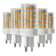 10W G9 2-pins LED-lampen T 86 SMD 2835 850-950 lm Warm wit Koel wit Natuurlijk wit 2800-3200/4000-4500/6000-6500 K Dimbaar V