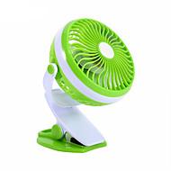 360 de grade de mini usb de încărcare cărucior fan ventilator dormitor mic