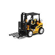 voordelige -Gegoten voertuigen Speelgoedauto's Speeltjes Constructievoertuig Vorkheftruck Speeltjes Vorkheftruck Metaallegering Stuks Unisex Geschenk