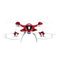 RC Drone F504 6 Asse 2.4G Con videocamera Quadricottero Rc Quadricottero Rc 1 manuale 1 x Telecomando 1 × Cavo di alimentazione