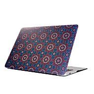 """voordelige Mac-hoezen & Mac-tassen & Mac-etuis-MacBook Hoes voor Geometrisch patroon Bloem Muovi Nieuwe MacBook Pro 15"""" Nieuwe MacBook Pro 13"""" MacBook Pro 15"""" MacBook Air 13"""" MacBook"""