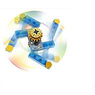 tanie Zabawki & hobby-Fidget Spinners Przędzarka ręczna Klocki Zabawki Zabawne Pierścień przędzarki Sztuk DZIECIĘCE Prezent