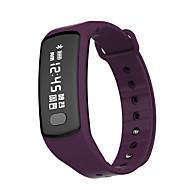 Pametna narukvicaVodootpornost Dugi standby Kalorija Brojači koraka Vježba se Prijava Sportske Heart Rate Monitor Touch Screen Udaljenost