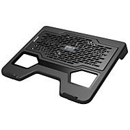 Stativ pentru laptop altele laptop Macbook Laptop Stativ și Adaptor Stați cu ventilator de răcire Metal