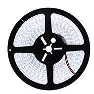 72W Faixas de Luzes LED Flexíveis 6950-7150 lm DC12 V 5 m 600 leds Branco Quente Branco