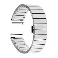 20mm huawei horloge 2 uurwerk vlindergesp polsband horlogebandjes voor Huawei