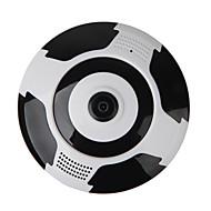 お買い得  -VESKYS 1.3 mp IPカメラ 屋内 サポート 128 GB / ミニ / CMOS / ダイナミックIPアドレス / iPhone OS / Android