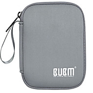お買い得  MacBook 用ケース/バッグ/スリーブ-アクセサリー収納バッグ ソリッド キャンバス のために 電源 / フラッシュドライブ / モバイルバッテリー