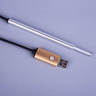 visuaalinen vaikku poisto USB Mini-kamera puhdas korvan kevyt kaivamaan korvan lusikan lääketieteellisestä korvan hygieenisiksi sarjat