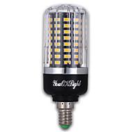 9W E12 LED-kolbepærer 100 leds SMD 5736 Dekorativ Varm hvid Kold hvid 900lm 3000/6000