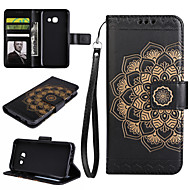 Case for Samsung Galaxy A3(2017) A5(2017) Case Cover The Mandala Pattern PU Leather Cases for Samsung Galaxy A7(2017) A5(2016) A3(2016)