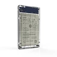 Székhely hds2160-c 2,5 hüvelykes átlátszó usb3.0 mobil merevlemez-doboz ssd és merevlemez számára