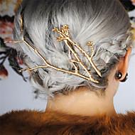 ヨーロッパと米国の対外貿易のファッションファンは、ファッション春の花の金属支店の女性のヘアクリップクリップa0231を契約