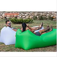 abordables Accesorios para Acampada y Senderismo-Sofá Inflable / Sofá Hinchable / Colchón Hinchable Al aire libre Camping Impermeable, Portátil, A Prueba de Humedad Sofá de diseño ideal Oxford Camping y senderismo, Playa, Viaje para 1 Persona