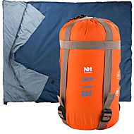 Naturehike Sleeping Bag Envelope / Rectangular Bag 15-5°C Keep Warm Rain-Proof Compression Ultra Light(UL) 190X150 Hunting Hiking Beach